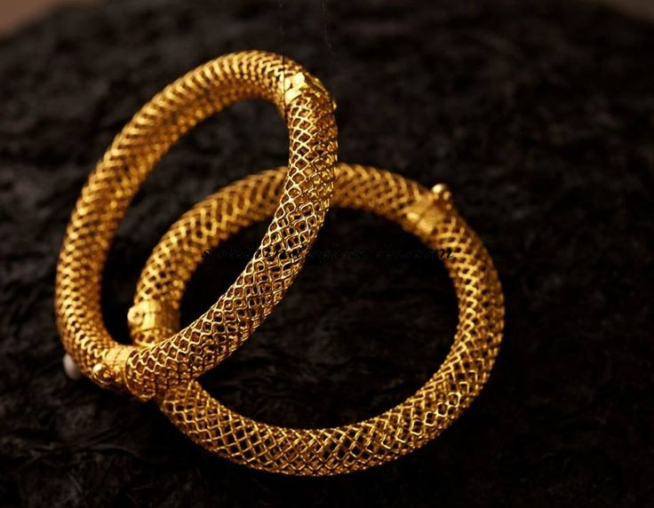22 Carat gold jewellery bala bangle