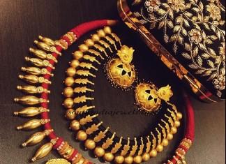 Amrapali Temple Jewellery