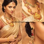Anushka shetty in a photoshoot