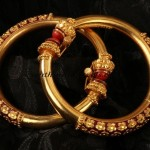 Bengali Bala Gold Bangle Design