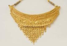 Choker necklace models