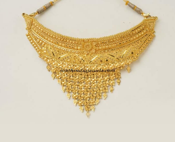 goldnecklacemodel screen fakeurl design gold screenshot free model type art baitunalfa h for com necklace app android download apk