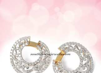 Earrings from Manubhai Jewellers