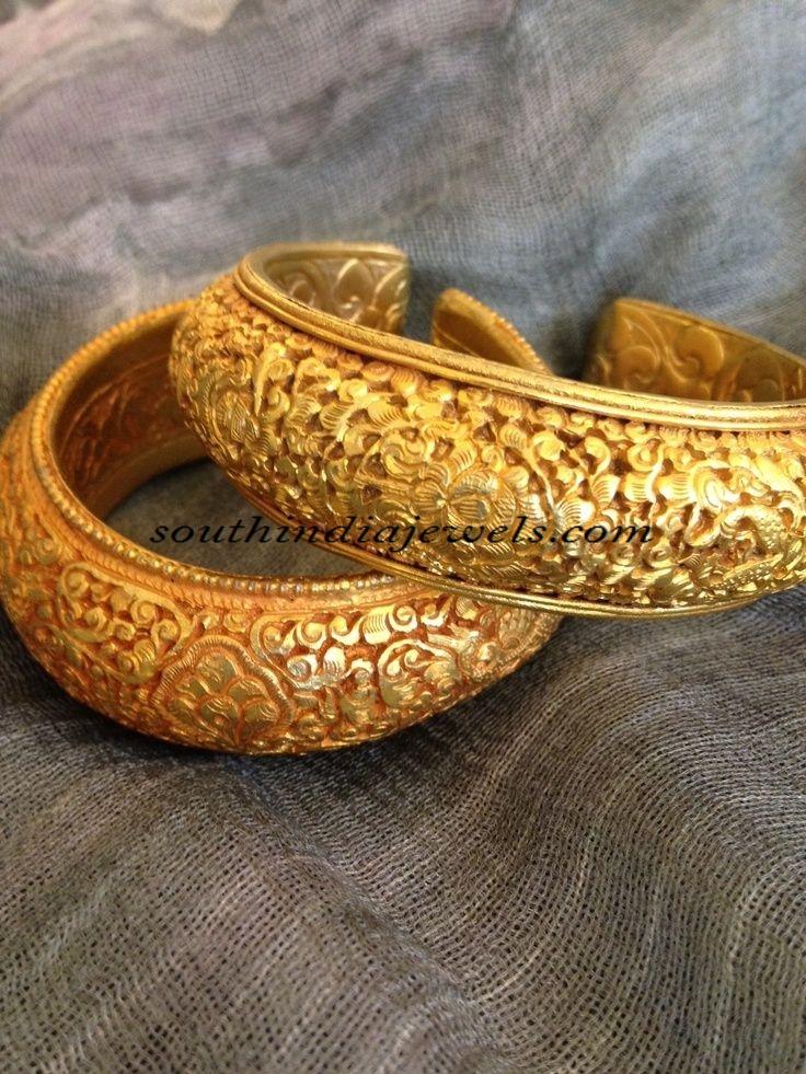 Gold-kada-design