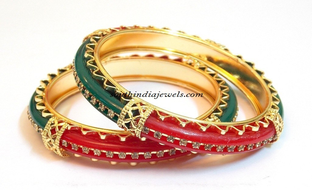 Imitation Jewellery Zircon Bangles