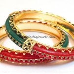 Imitation Jewellery : Zircon Bangles
