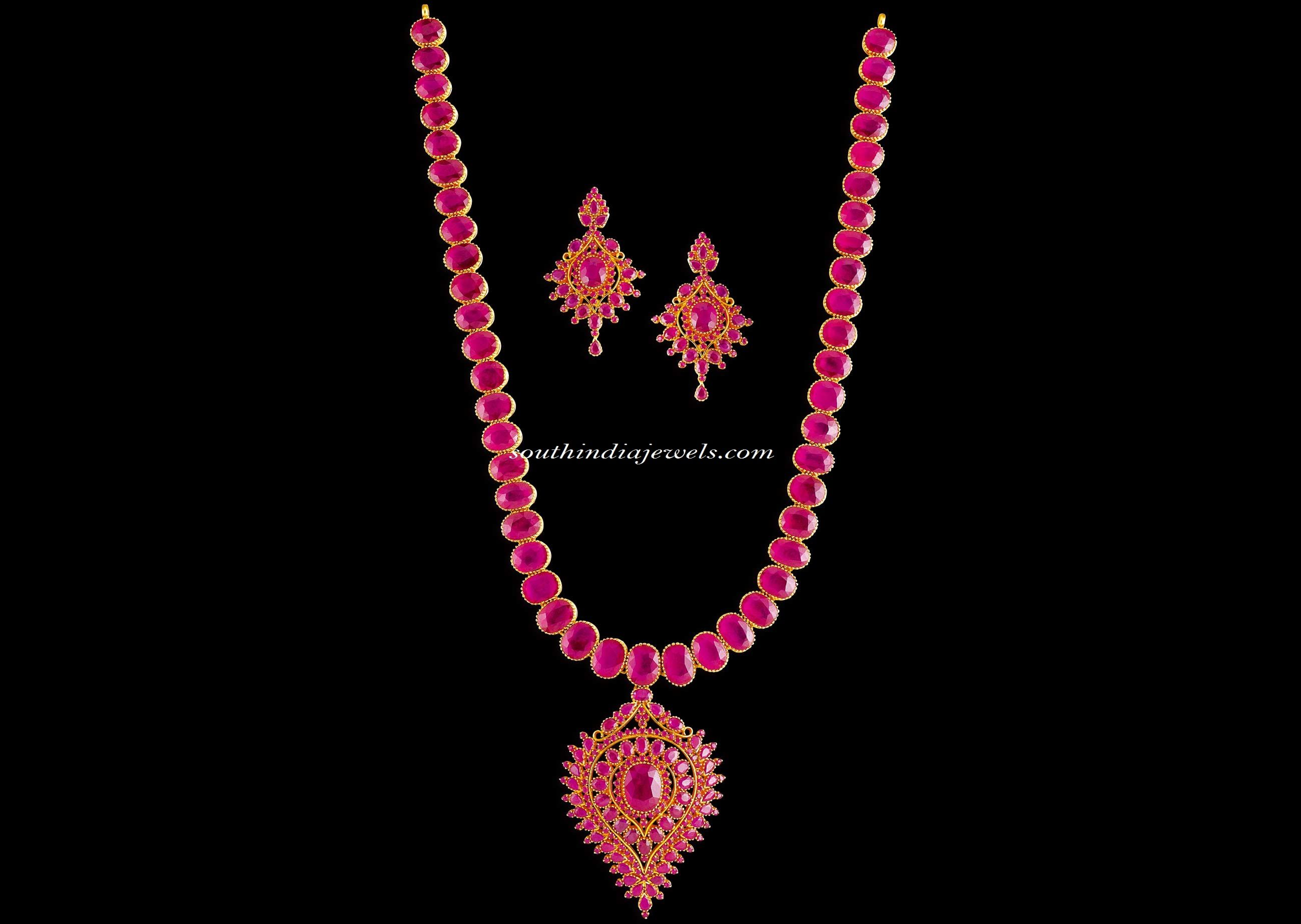 Pearl Jewellery Necklace >> Kalyan Jewellers Diamond Jewellery collections Part4 ~ South India Jewels