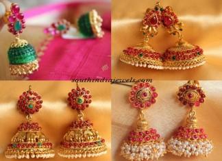 Kemp Jewellery Jhumkas
