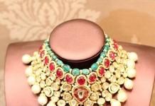 Polki Jewellery necklace designs