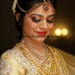 Bridal Wedding Jewellery for South Indian bride