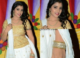 Syamala Jewellery at Ramleela Audio launch