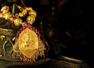 Temple Jewellery,