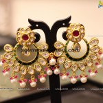 Chaahat Fashion Jewellery earring collections