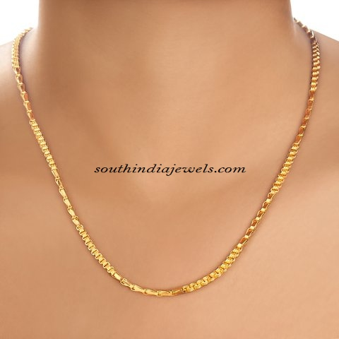 Gold Chains from Tanishq