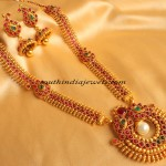 Imitation Jewellery – Long Mango mala Haram