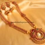 Imitation Jewellery – Long Mango mala Haram