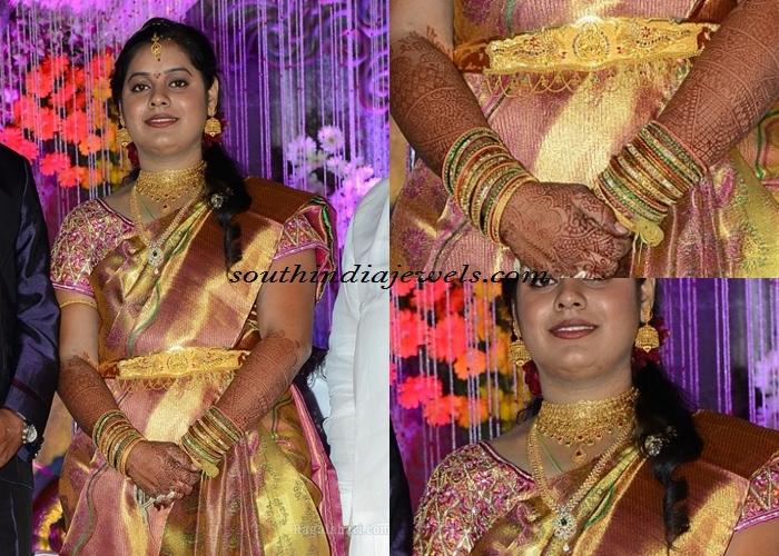 At producer pratani ramakrproducer-pratani-ramakrishna-goud-wedding