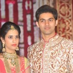 TSR grandson Rajeev's wedding Jewellery