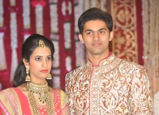 tsr grandson rajiv wedding jewellery