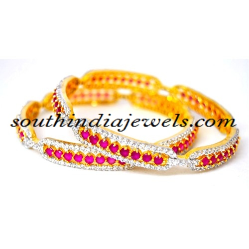 American Diamond Jewellery Bangles