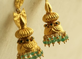 Antique Jhumka earrings