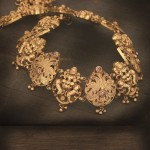 Antique temple jewellery Necklace