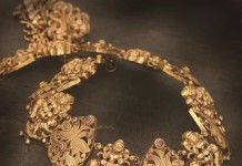 Antique Temple jewellery