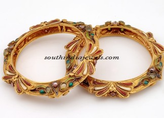 Designer-gold-bangle-pics