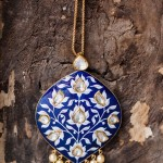 Designer pendant necklace by Sunita Shekhawat