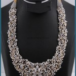 Bridal Diamond Long Necklace