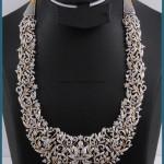 Bridal Diamond Long Necklace