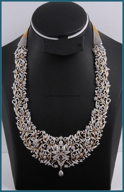 Diamond Long Necklace