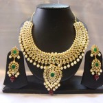 Buy american diamond necklace set online