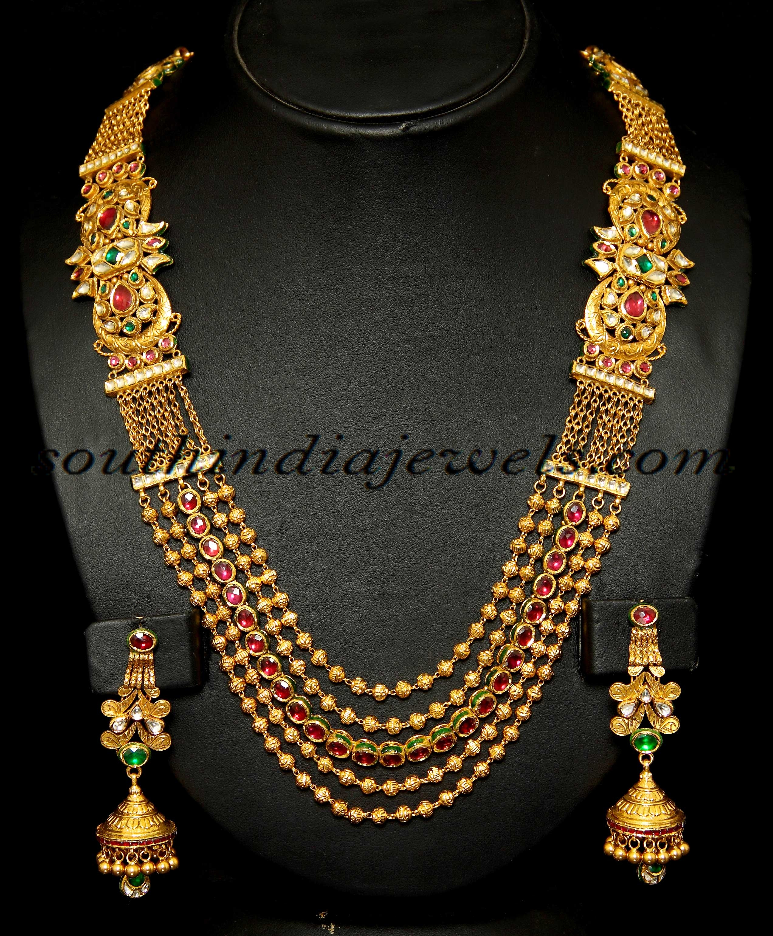 jewellery antique products bridal jewelry set necklace manufacturers rajkot suppliers