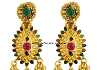 Kerala-jwellery-earrings