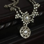 Kundan bridal necklace from Tanishq