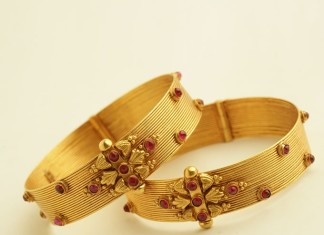 Latest-gold-bangles-design