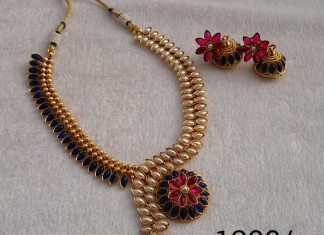 Latest Imitation Jewellery Designs