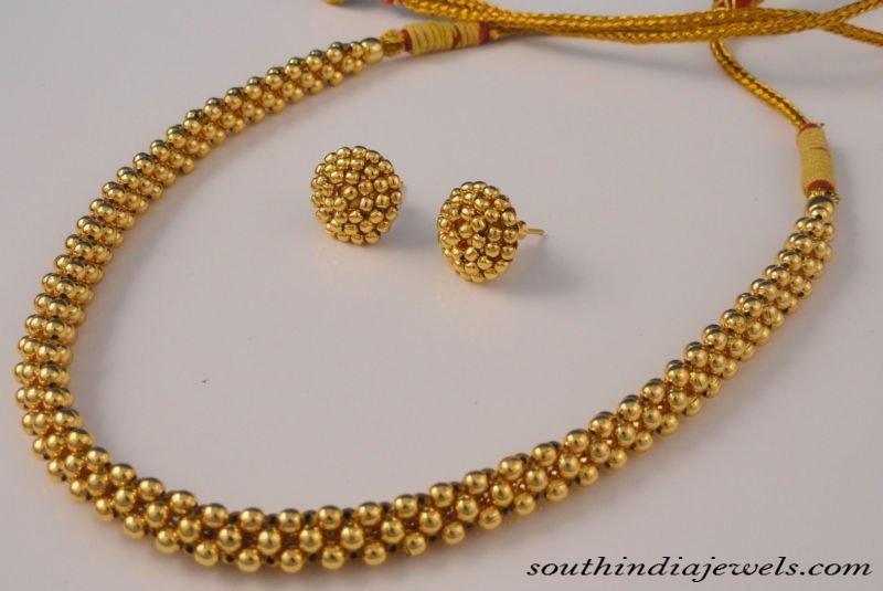 Maharashtrian jewellery