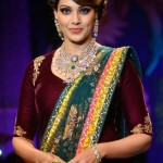 PC Chandra Jewellers Diamond Necklace set