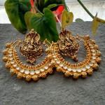 Ram leela earrings