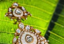 southsea pearl earrings