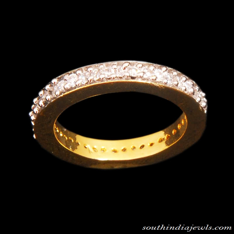 Wedding Ring Designs Latest Wedding Ring Designs South India Jewels