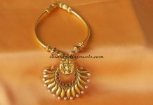 Antique Jewellery short necklace