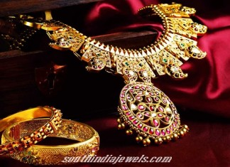 antique wedding jewellery collection