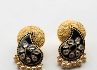 artificial jewellery ear studs