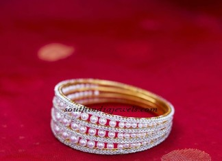 Artificial Jewellery : Beaded Bangles