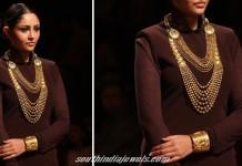 Azva Jewellery Necklace design