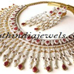 Diamond Jewellery : Designer Choker set