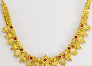 Indian Bridal Jewelry Necklace